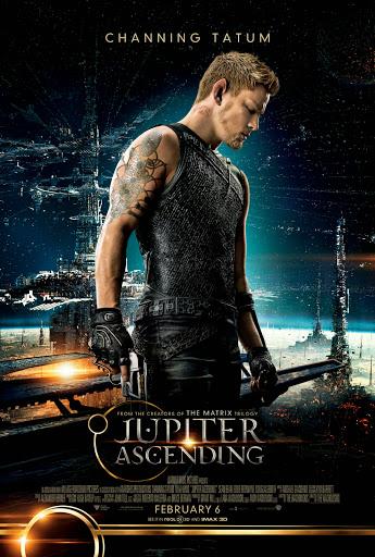 Jupiter Ascending - Người Thừa Kế Vũ Trụ