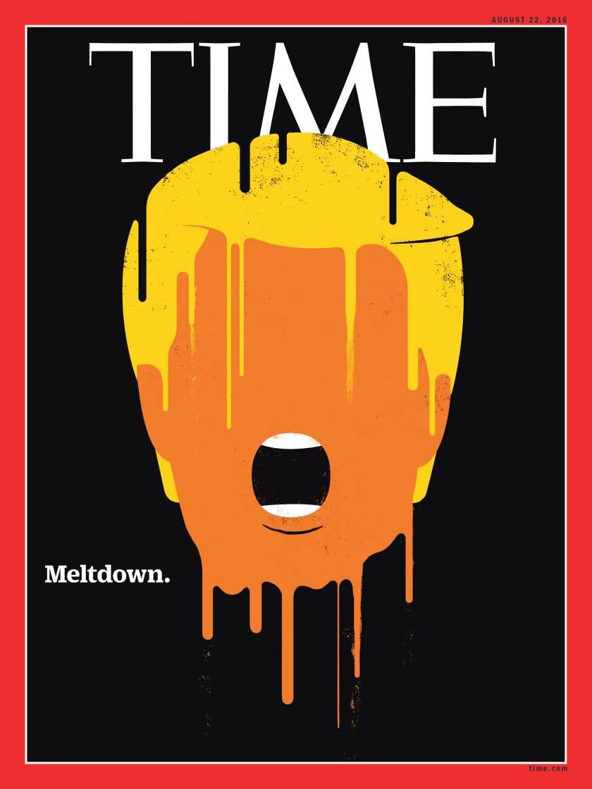 Trump melt final