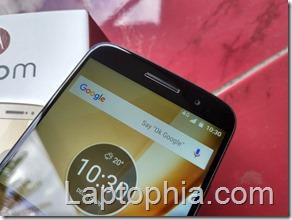 Desain Motorola Moto M XT1663