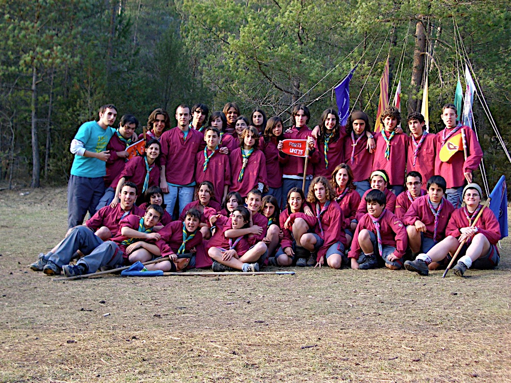 Campaments amb Lola Anglada 2005 - CIMG0264.JPG