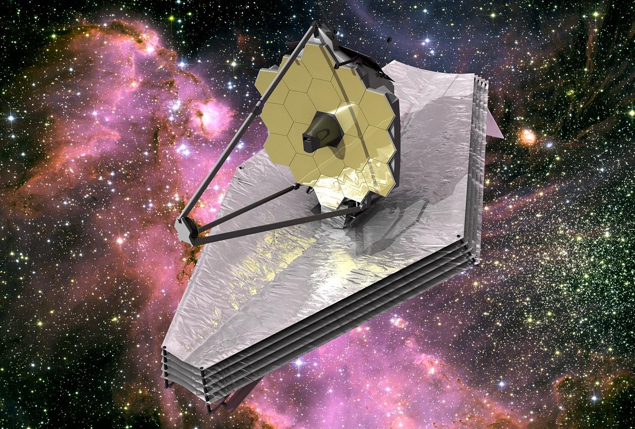 Kính viễn vọng không gian lớn nhất đã hoàn thành, dự kiến phóng đi vào năm 2018