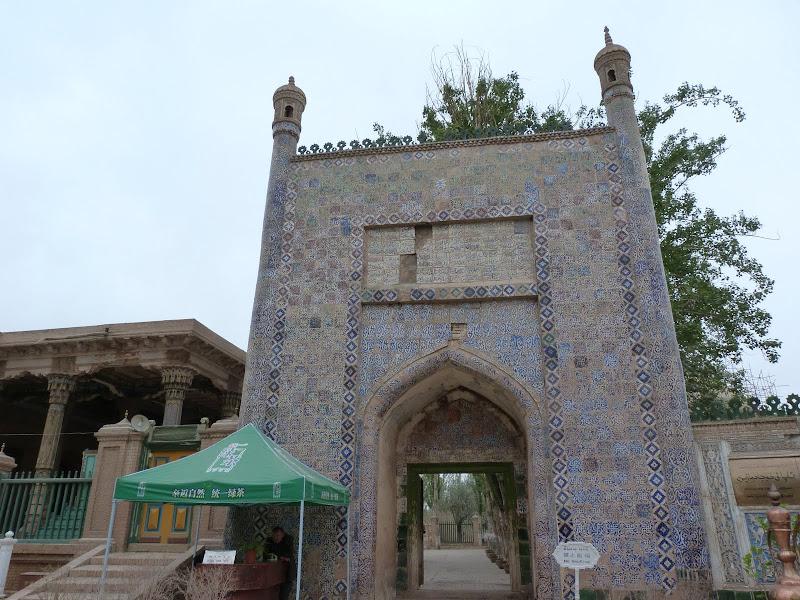 XINJIANG . Kasghar, le Grand Bazar - P1280341.JPG