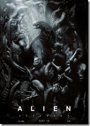 Alien Covenant movie poster 2017