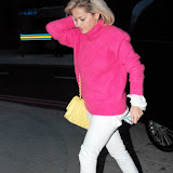 WWW.ENTSIMAGES.COM -  Rita Ora   arriving at     Daft Punk Listening Party May  London 13th 2013                                                    Photo Mobis Photos/OIC 0203 174 1069