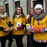 Zbiórka na rozbudowę Hospicjum Palium, 13.12.2014