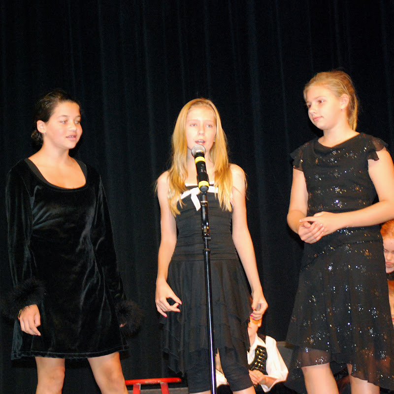 Dress Rehearsal!