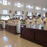 Phong chức linh mục Dòng Ngôi Lời 2015