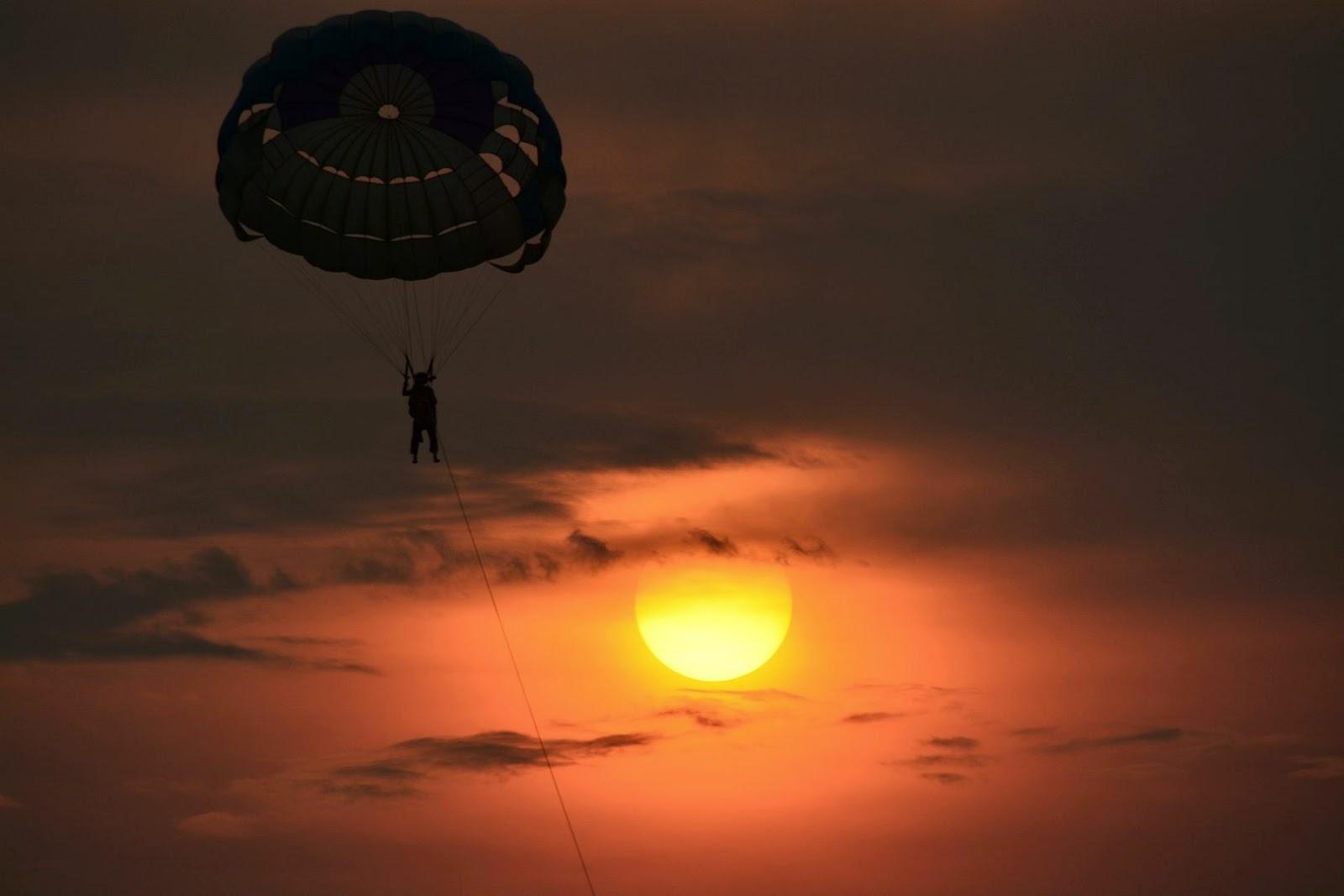 Sunset Captured in Langkawi