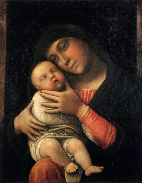 Andrea Mantegna - Virgin and Child