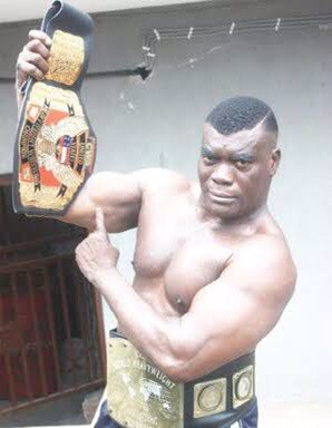 Popular wrestler Power Uti Arraigned For Killing His Wife, Locking Up Corpse To Decompose