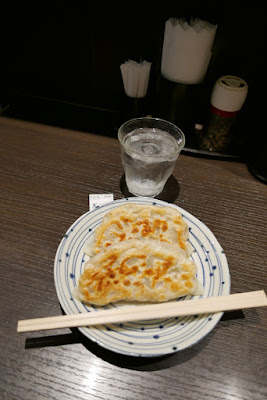 At Shin-Yokohama Raumen Museum, you can get more than ramen- for instance Nidai-me Genkotsu-ya offers jumbo gyoza