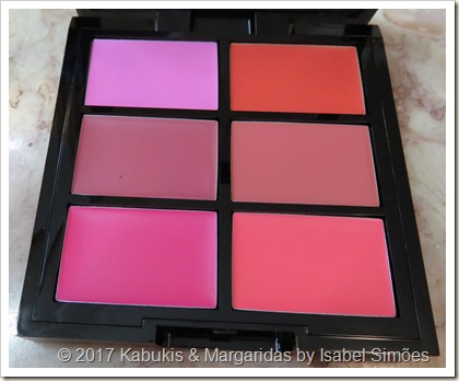 NYX - Pro Lip Cream Palette - The Pinks