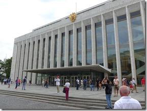 palais des congres construit en 1961