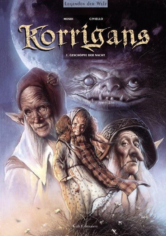 Korrigans (2001) - komplett