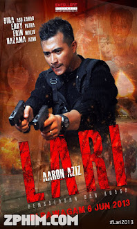 Chiến Binh Trả Thù - Lari (2013) Poster
