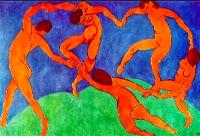 La danza - 1910 - Henri Matisse 25%