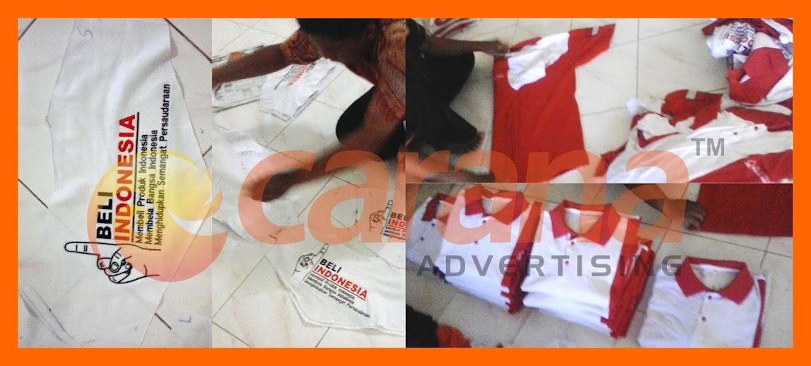 Produksi Kaos Beli Indonesia