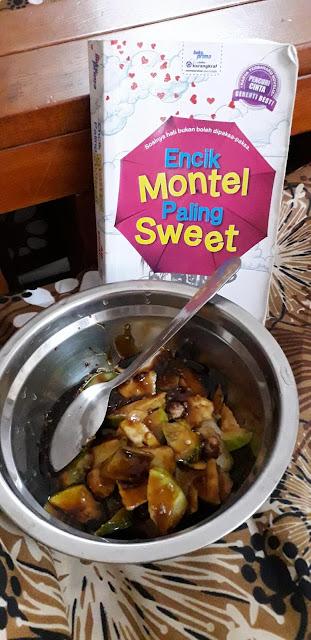 Encik Montel Paling Sweet oleh Aini Effariza