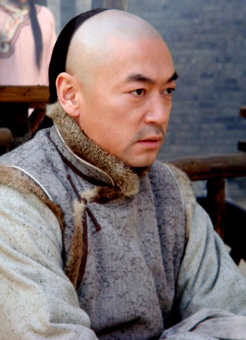 He Chongsheng China Actor