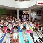 International Day of Yoga (VI-VIII) 21-6-2018