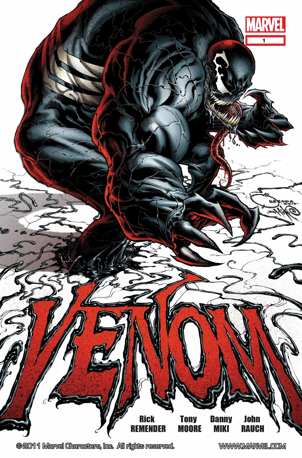 Venom (2011) - complete