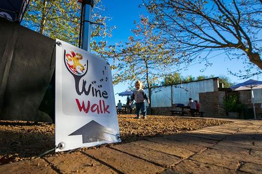 Wine Walk to Warwick - June : Dirtopia Trail Centre
