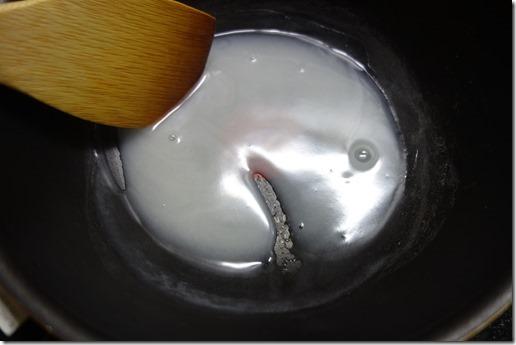水溶き小麦粉