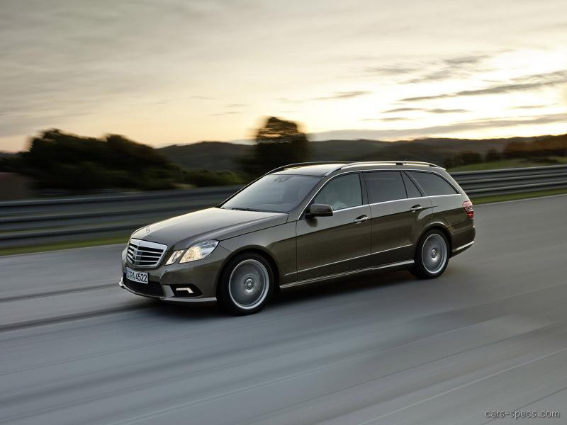 2011 mercedes benz e class wagon specifications pictures for 2010 mercedes benz e class e350 price