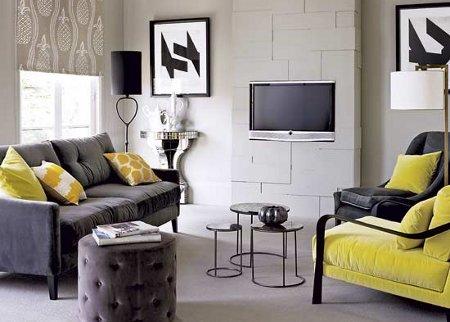 Combinaciones con gris : pintomicasa.com