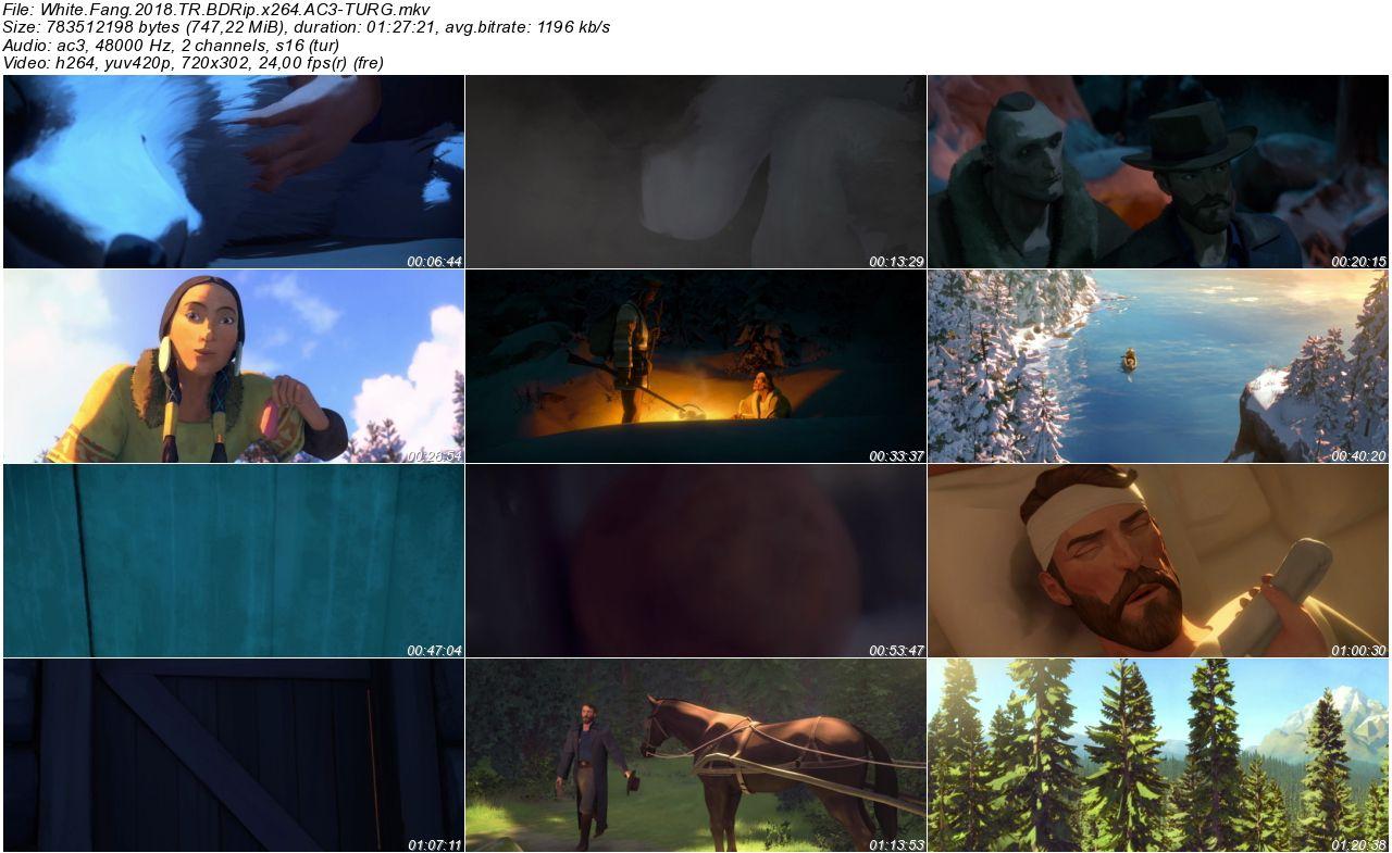 Beyaz Diş 2018 - 1080p 720p 480p - Türkçe Dublaj Tek Link indir