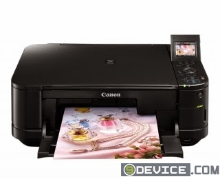 pic 1 - the way to save Canon PIXMA MG5140 lazer printer driver