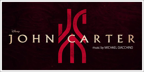 John Carter (Soundtrack) by Michael Giacchino - Review