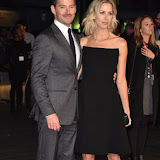 OIC - ENTSIMAGES.COM - Scott Cooper and Jocelyne Cooper at the  LFF: Black Mass - Virgin Atlantic gala in London 11th October 2015 Photo Mobis Photos/OIC 0203 174 1069