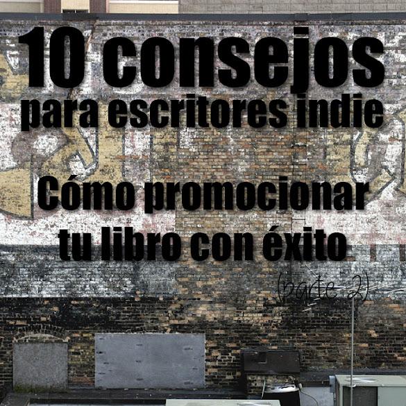 autores indie libros autopublicados promoción
