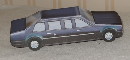 2009 Cadillac One