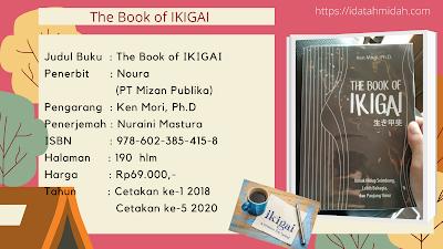 Review Buku The Book of IKIGAI