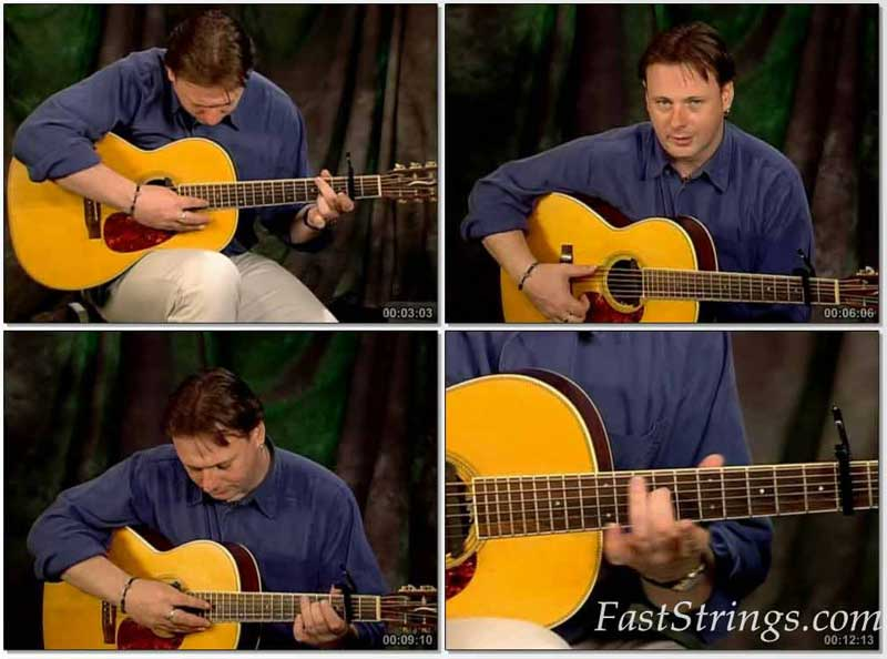 Celtic Fingerstyle Guitar According to Tony McManus Vol. 1, 2
