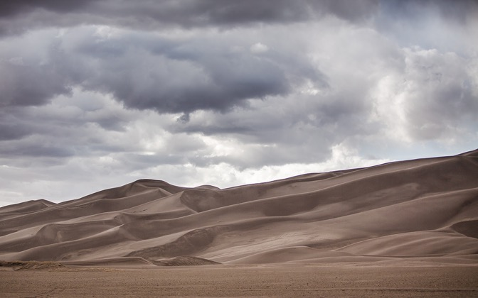 Great Sand Dunes by brennanvisuals1