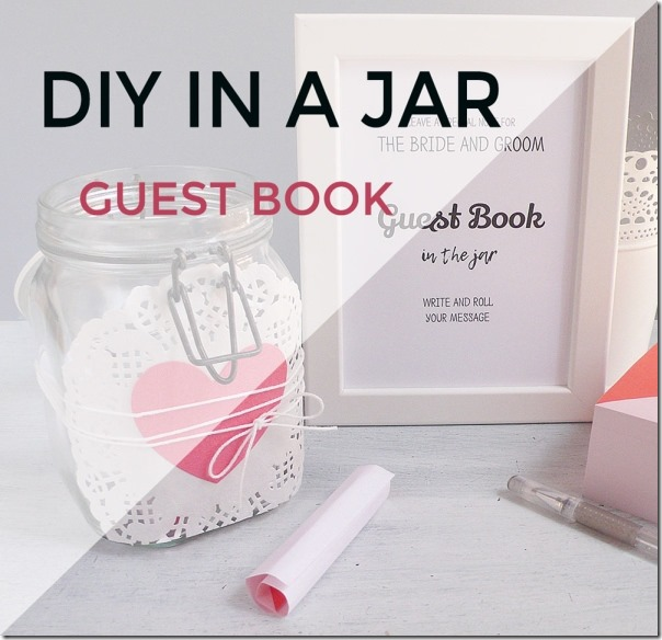 Libro degli ospiti - Guestbook alternativo in vaso
