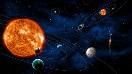 exploração de estrelas e seus exoplanetas