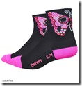 DeFeet Womans Sugarfly Socks