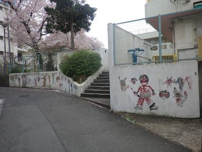 保育園。民営化、その後。〜保育園の桜が満開。