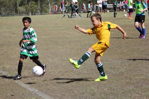 Goal kick !