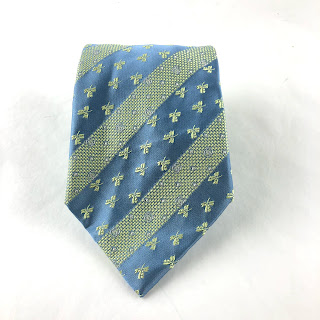 Chanel Shamrock Tie