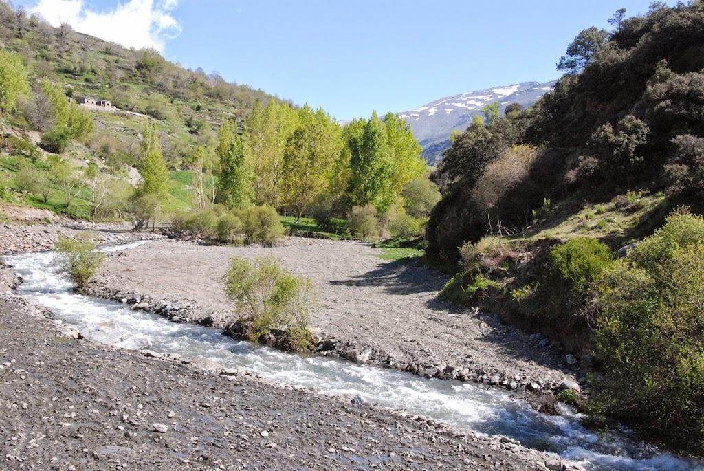 Valle del rio