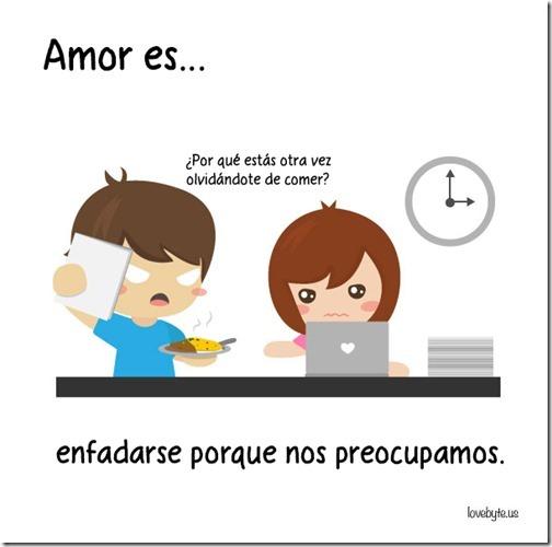 el amor es  (4)