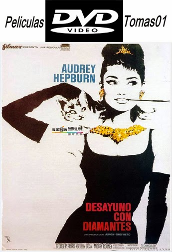 Desayuno con Diamantes (Breakfast at Tiffany's) (1961) DVDRip