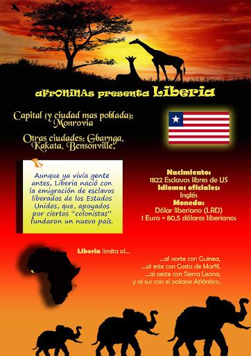 Africa, Liberia