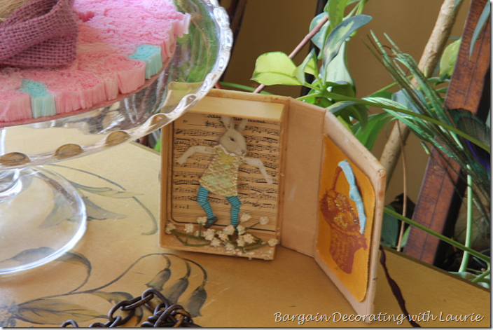 Easter Decorated Box