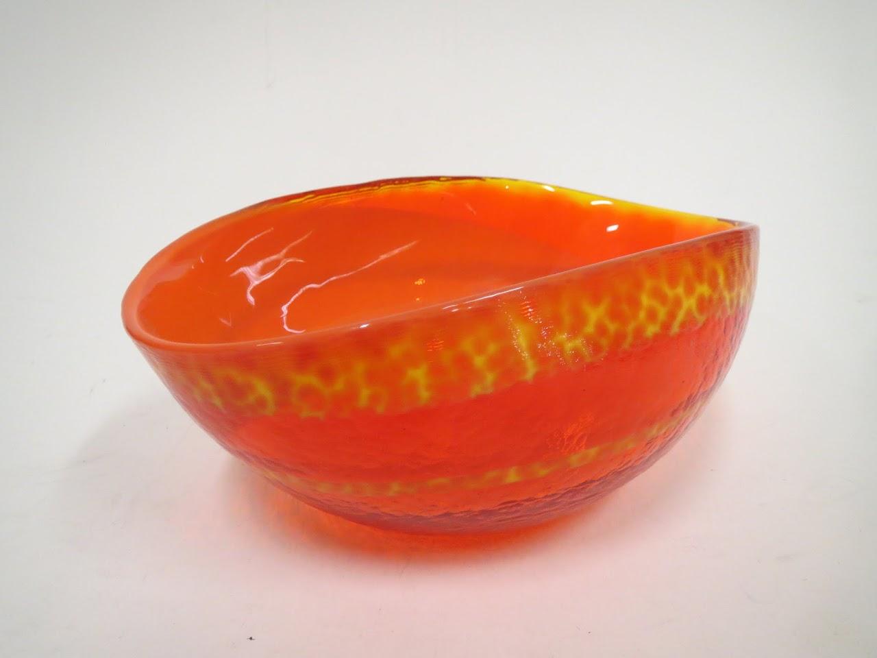Yalos Murano Bowl